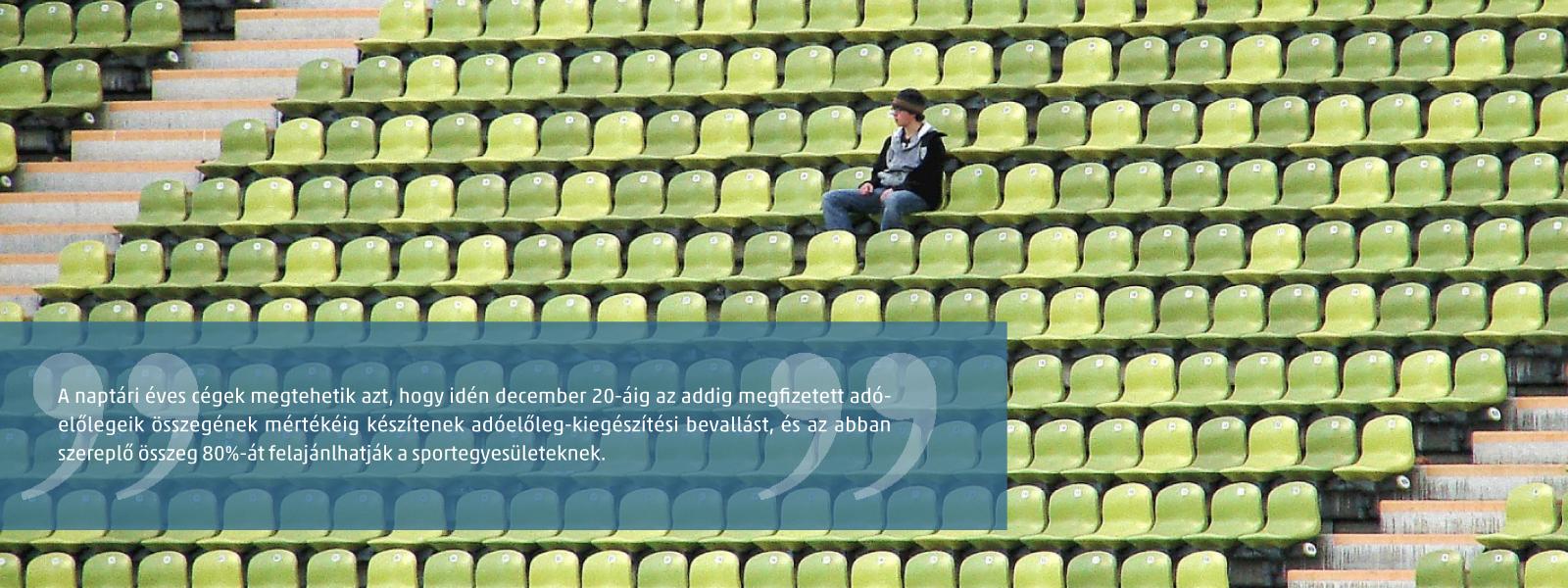 A társasági adóelőleg kiegészítési kötelezettség eltörlésének hatása a látvány-csapatsportok támogatására